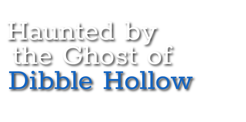 Haunted by the Ghost of Dibble Hollow