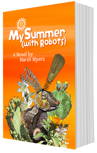 My Summer With Robots book