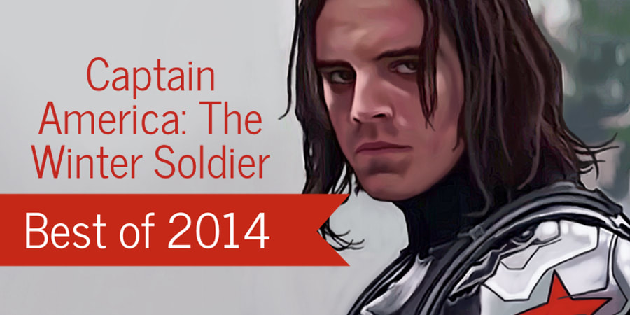 Why Captain America: The Winter Solider is the Best Nerd Film of 2014
