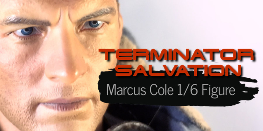 Terminator Salvation Marcus Cole Collectable