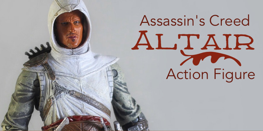 Altair Collectable Figure