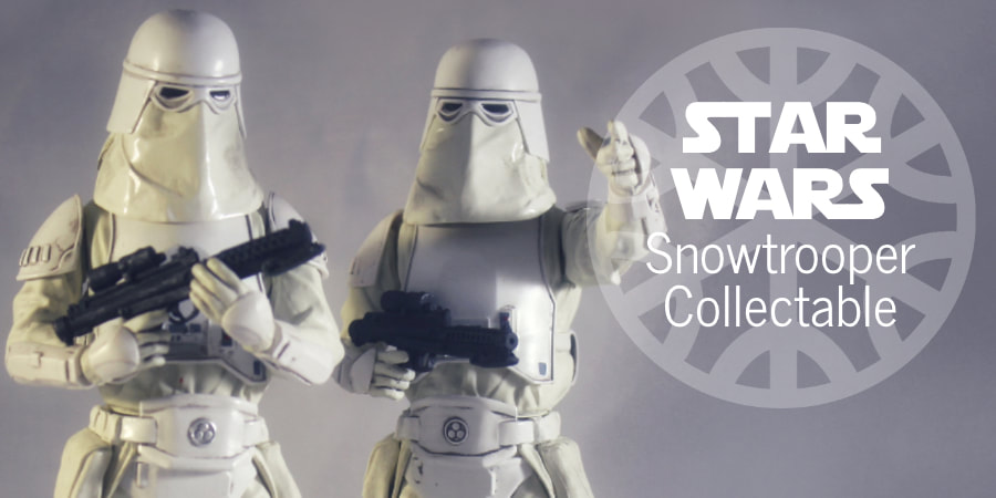Star Wars Snowtrooper Collectable