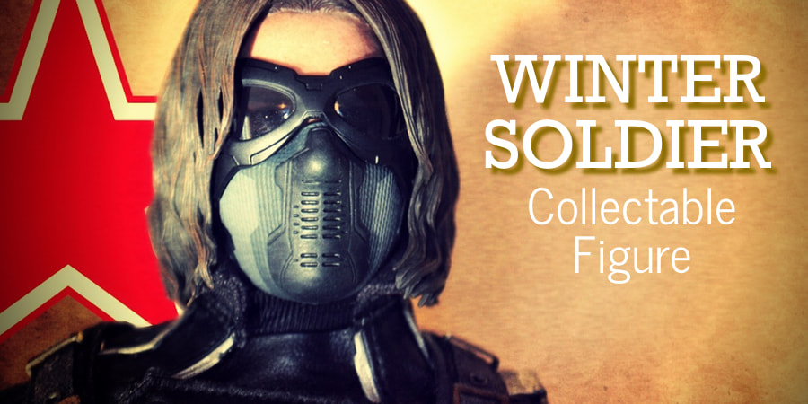Winter Solider Collectable