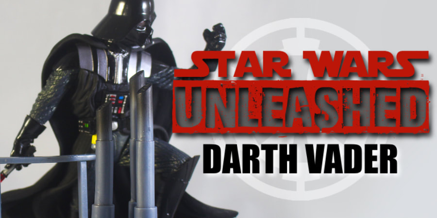 Star Wars Unleashed Darth Vader Collectable