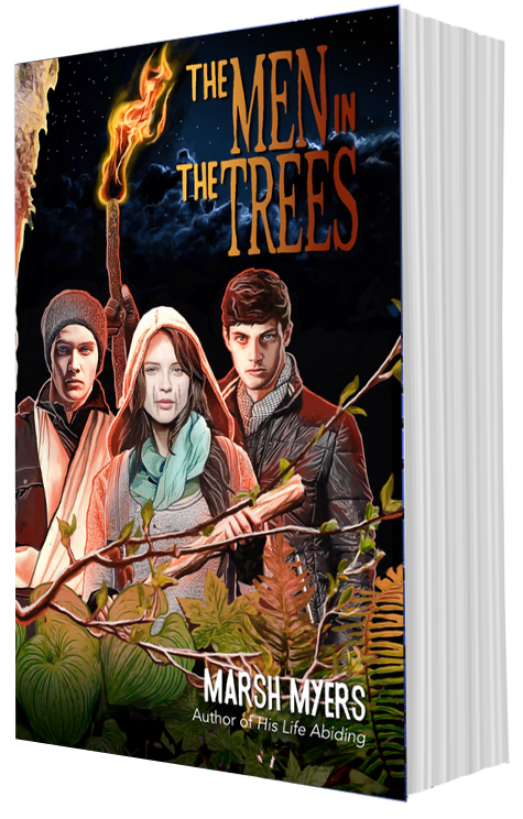 The Men in the Trees by Marsh Myers