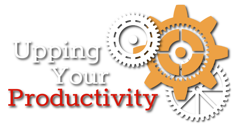 Upping Your Productivity